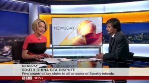 BBC World interview 5 June 2014