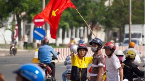VN protest