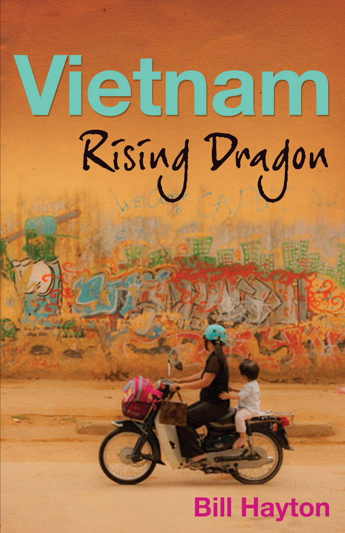 Cover of Vietnam: rising dragon